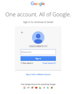 gmail.com login