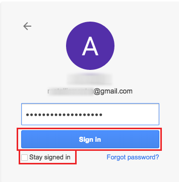 Gmail Login in Account