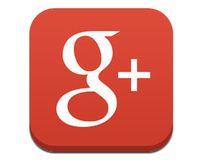 Google Plus Sign in